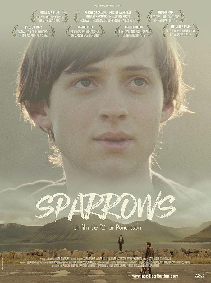 #cinema : SPARROWS en salles le 13 juillet ! Détails