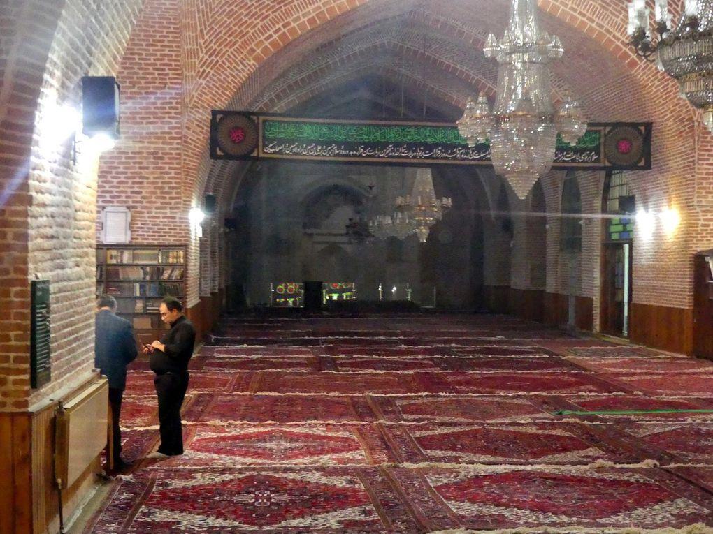 Iran, première partie : Tabriz-Kashan