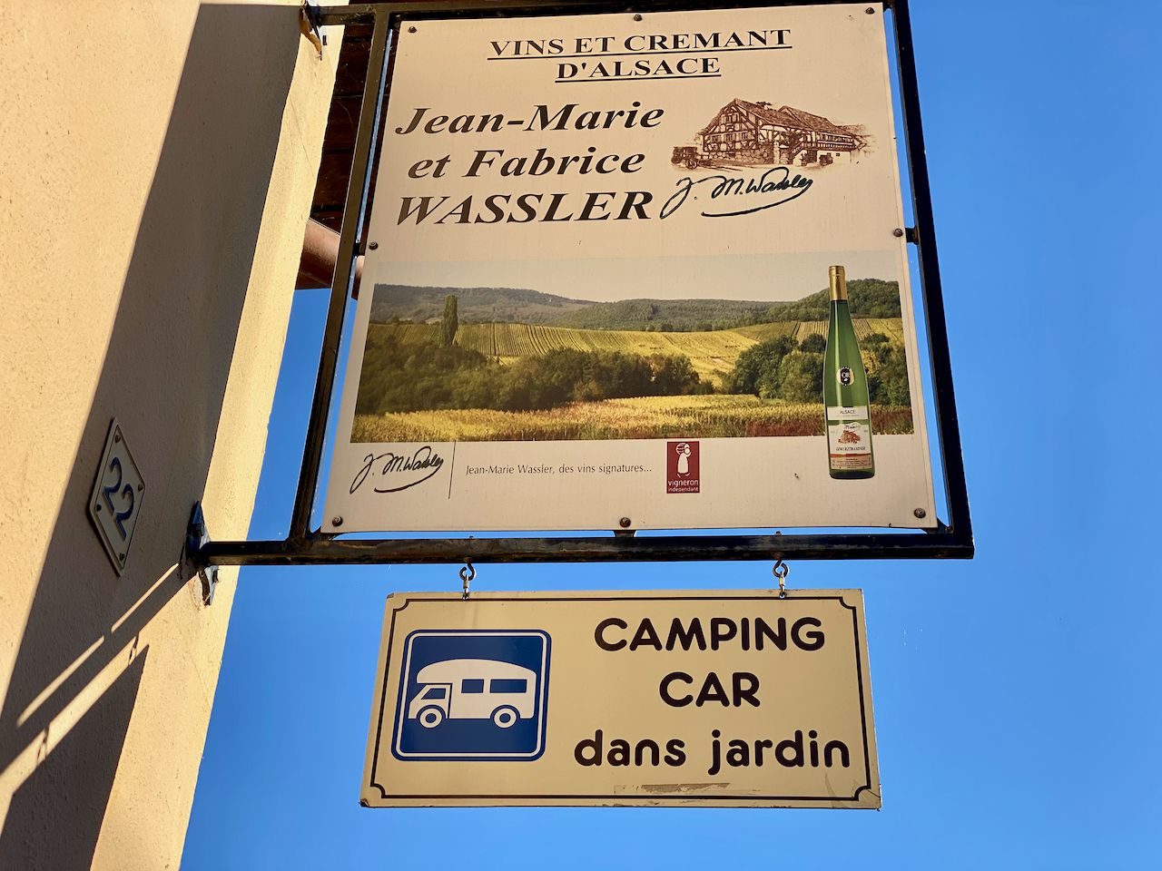 INDEX:67 BAS RHIN *ALSACE   * AIRES-DE-SERVICES * CAMPING * FRANCE PASSION
