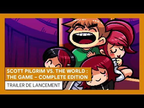 [ACTUALITE] SCOTT PILGRIM VS. THE WORLD : THE GAME COMPLETE EDITION - DÉSORMAIS DISPONIBLE