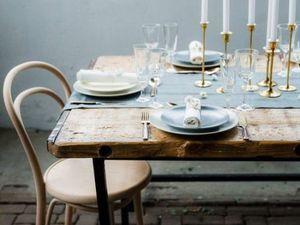 * Home challenge * Deux chaises, icônes du design industriel