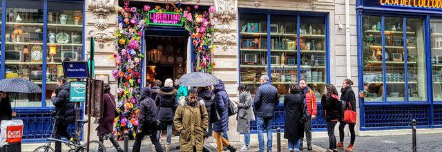 Libertino (Paris 10) : piège à touristes français... en France !