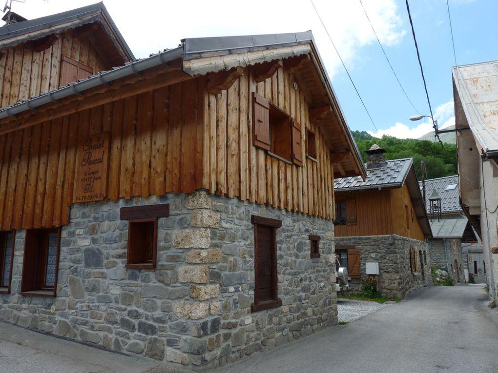 LA RUAZ  , commune de Valloire 73450