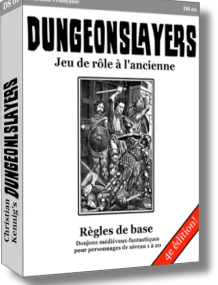 Dungeon Slayers en français !