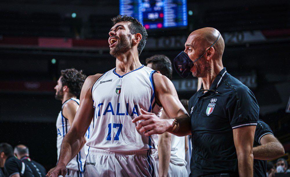 Jeux Olympiques : l'Italie valide son billet pour les quarts de finale en envoyant les D'Tigers en vacances !