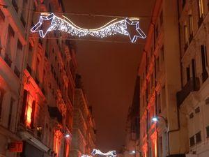 La fête des lumières de Lyon en camping-car