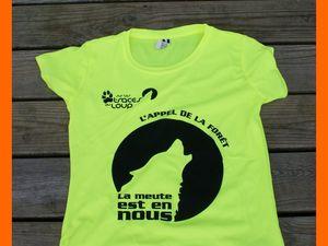 Sur les Traces du Loup 2016.