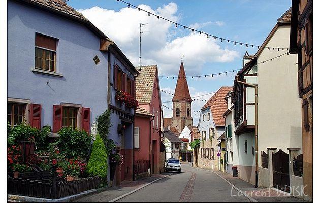 Alsace : Wettolsheim