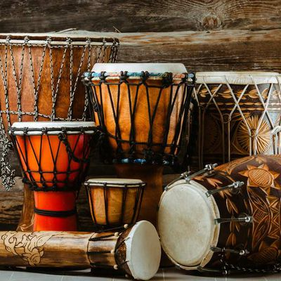 African Percussion Instruments That Exist Until Today