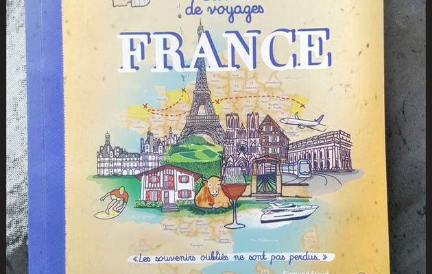 Carnets de voyages France - Renzi Editions