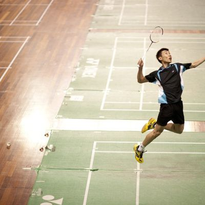 Min Badminton Blog