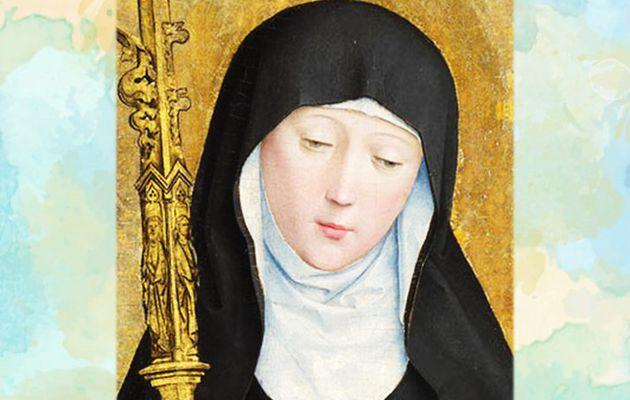 10 Febbraio : Santa Scolastica - Preghiera