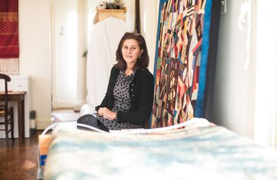 Meet Julia Brennan, Caring for Textiles