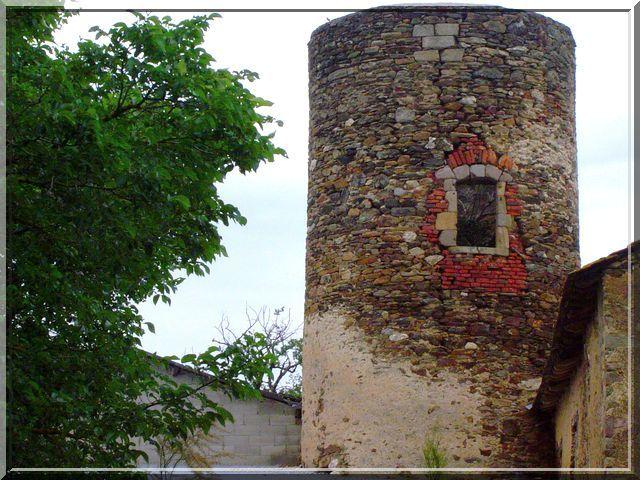 Diaporama château de BONNEFON - Naucelle