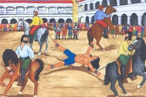 Tupac Amaru's Rebellion: the first cry of emancipation