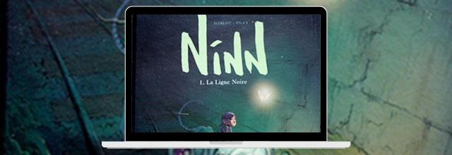 Ninn Tome 1, La Ligne Noire remporte le Prix des Collèges du Festival International de la BD d'Angoulême.