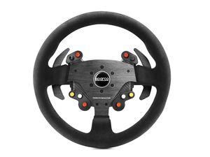 La réplique taille réelle 33cm de la célèbre roue Rallye SPARCO® R383 dévoilée à quelques jours de l'ouverture de la PGW