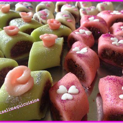 Gâteaux kefta