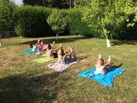 Le yoga des vacances