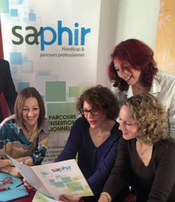 """Saphir dans """"Var mag n°211"""" Mars 2015"""