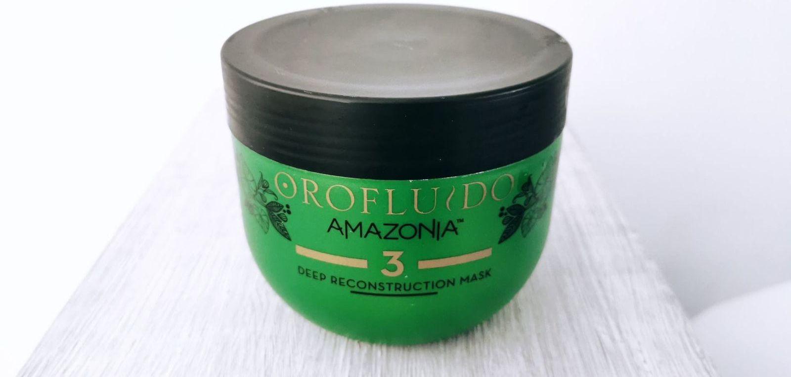 J'ai testé la gamme de produits capillaires OROFLUIDO AMAZONIA