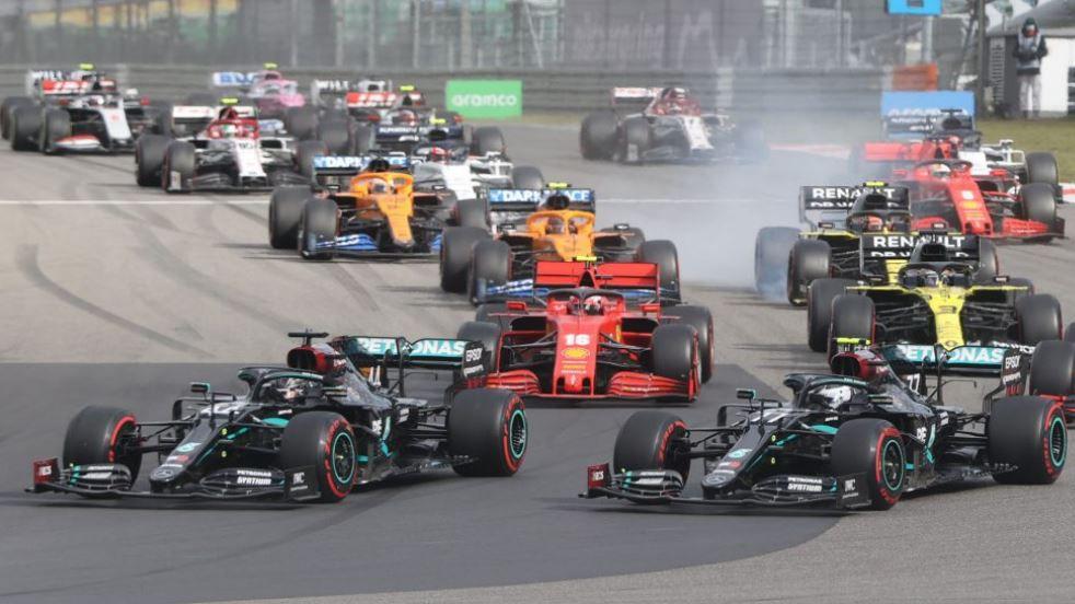Le Grand Prix de Turquie de Formule 1 en direct dimanche sur Canal Plus !