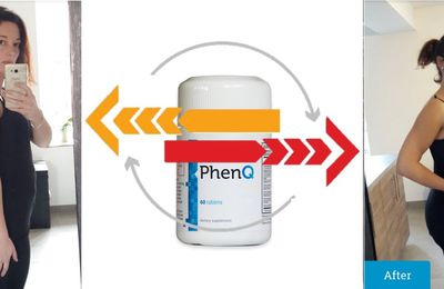 PhenQ Before and After Results in 30 Days | Achieve Your Dream Body