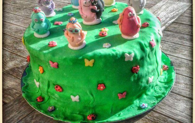 Rainbow-cake au thermomix