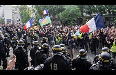 Les manifestations du 1er-Mai font leur retour dans les rues de Paris!