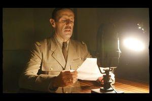 """De Gaulle/ """"L'homme du 18 juin"""" (+ l'excellent film  avec Lambert Wilson et Isabelle Carré) + Hondelatte raconte """"Le général a disparu"""", quelques heures, en mai 68..."""