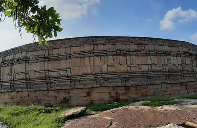 #culture and Heritage : Chausath Yogini Temple