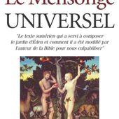 Le Mensonge Universel - élévation