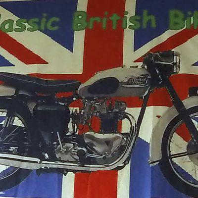Classic British Bike 2018
