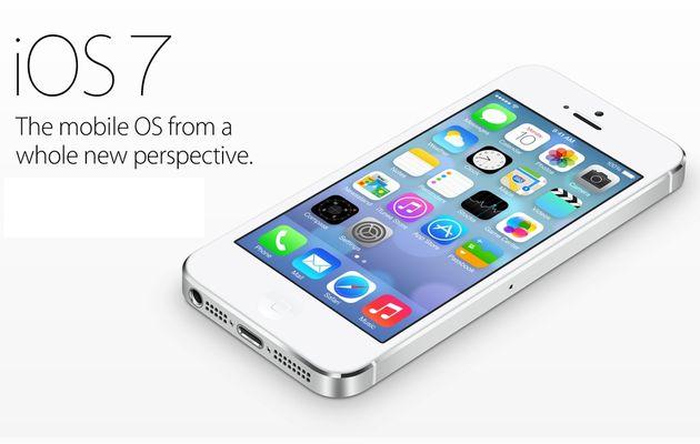 Apple a présenté son iTunes Radio et l'iOS 7