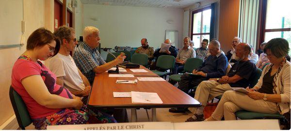 « Un corps pour la Mission » : témoignage de Denis Chautard, prêtre de la Mission de France, à Evreux dimanche 8 mai 2016