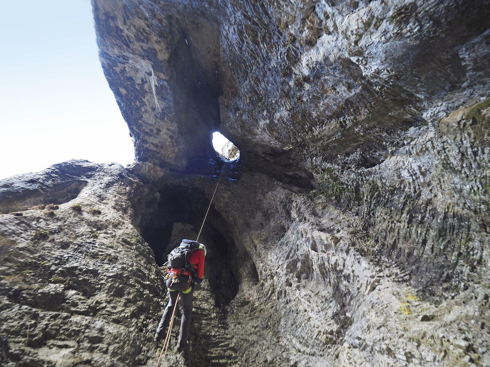 Hautes gorges du Furon