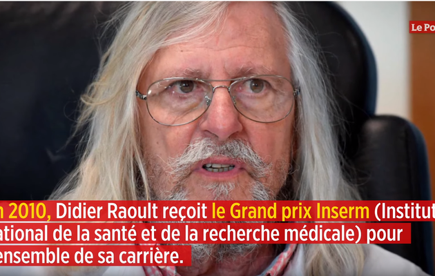Video qui est Didier Raoult  ?