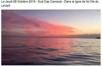 Crépuscule du 8 octobre 2015