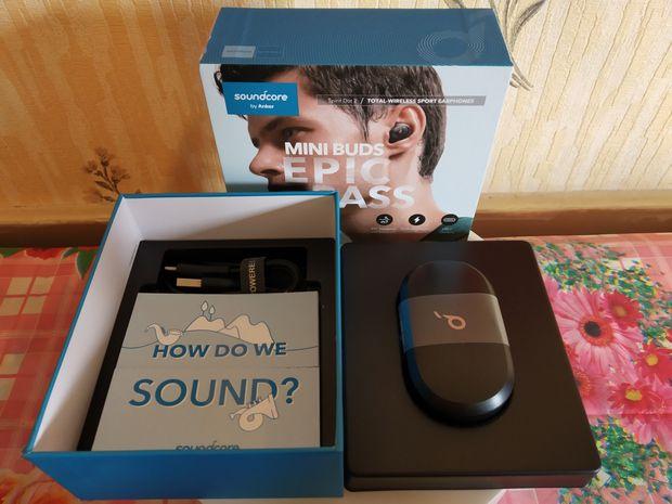 unboxing des écouteurs True Wireless Soundcore Spirit Dot 2 @ Tests et Bons Plans