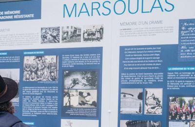 Conseil départemental 31 - Le massacre de Marsoulas retrouve sa place dans la mémoire collective