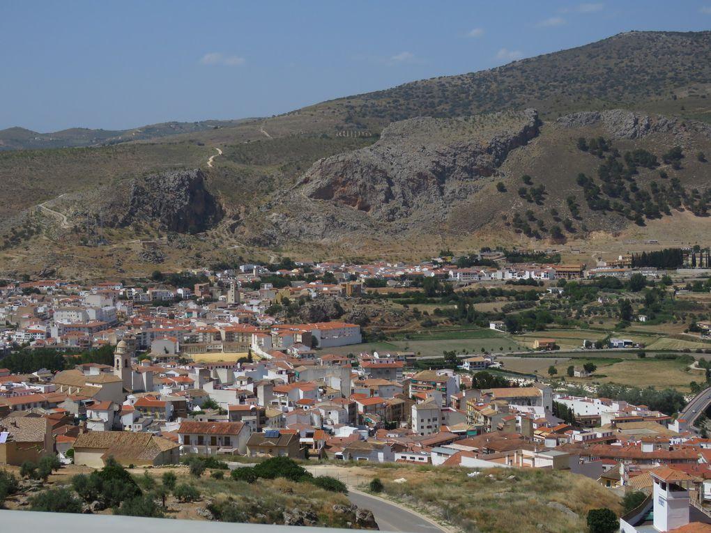 Voyage en Andalousie …………. Dorian découvre le pays de Luis son arrière grand-père.
