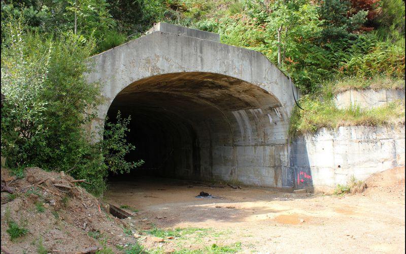 CORSAVY (les mines de Batère)