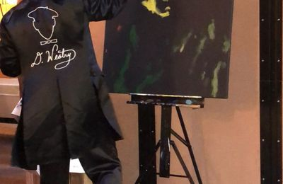 Things You Might Not Know about D. Westry – The World Famous Speed Painter!