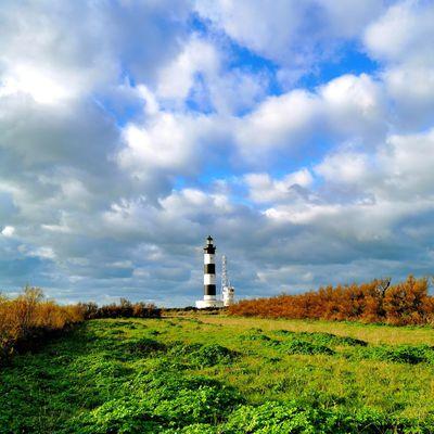 Le Nord de l'île d'Oléron et le Phare de Chassiron