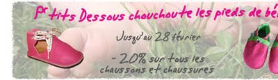 Promotion chaussures et chaussons