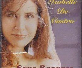 isabelle de Castro, une chanteuse française, auteure-compositrice et interprète, elle enregistre 3 albums entre 1995 et 1999