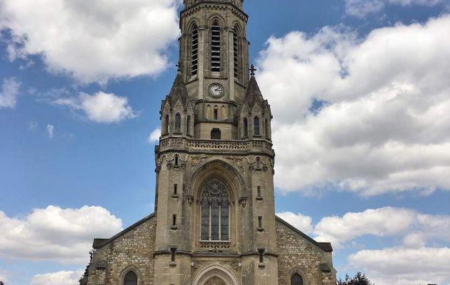 Eglise St Antoine de Padoue Le Chesnay