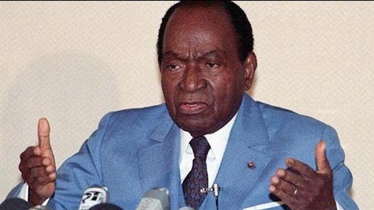 La côte d'ivoire a besoin de stabilité sociopolitique et de paix Houphouët-enne d'abord.