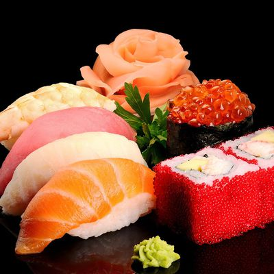 Bon appétit - Nourriture - Sushis - Asia Food - Photographie - Wallpaper - Free
