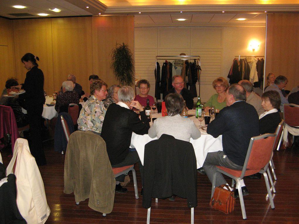 Assemblée Générale d'Art et Culture au Casino de Carnac le 29 janvier 2010